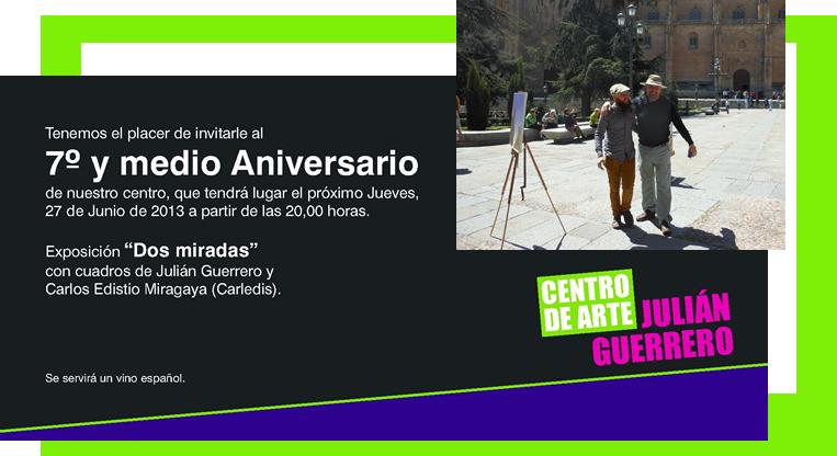 2013-reinauguracion-centro-arte-exposicion-dos miradas-invitacion