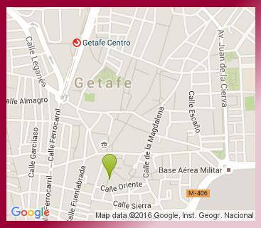 Calle Hormigo 11, Getafe