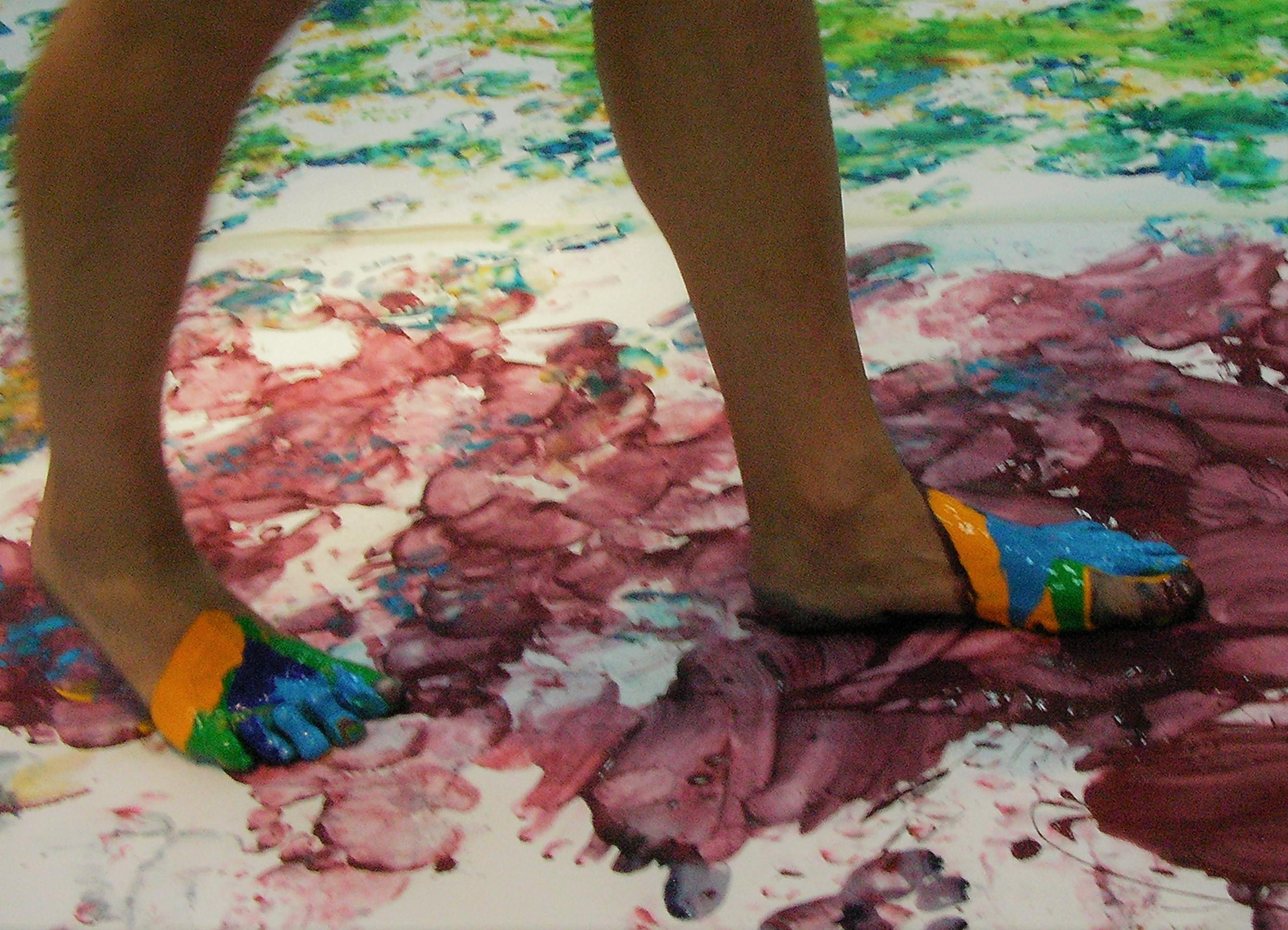 Arte más allá del pincel