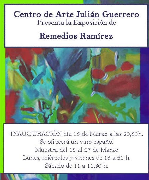 2015-marzo-centro-arte-exposicion-remedios-ramirez-invitacion